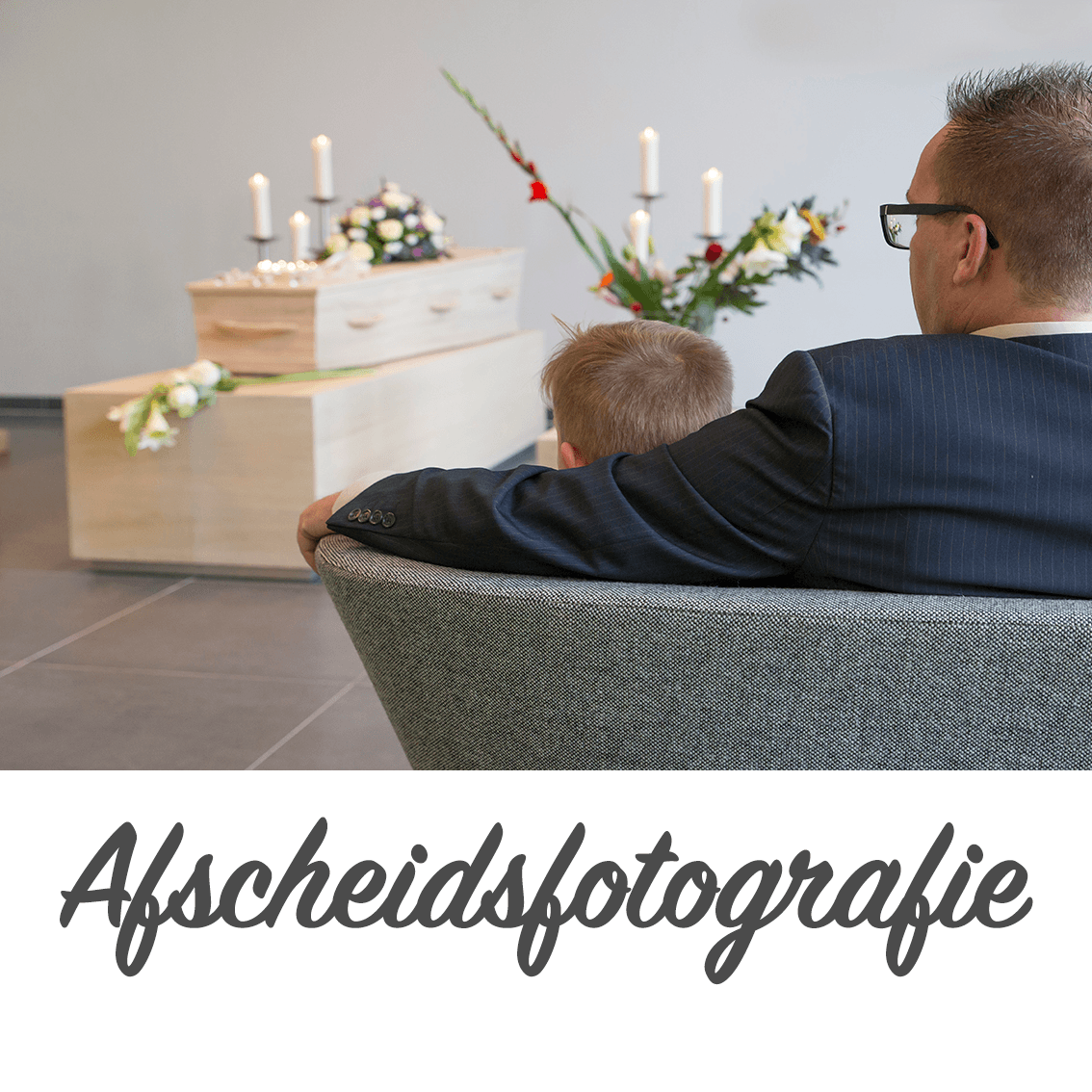 Moments of Memory - Afscheidsfotografie